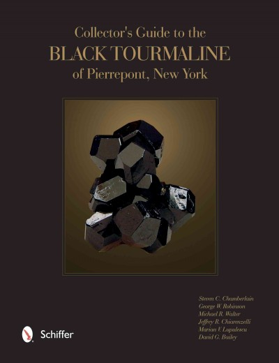 Collector's Guide to the Black Tourmaline of Pierrepont