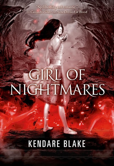 Girl of nightmares /