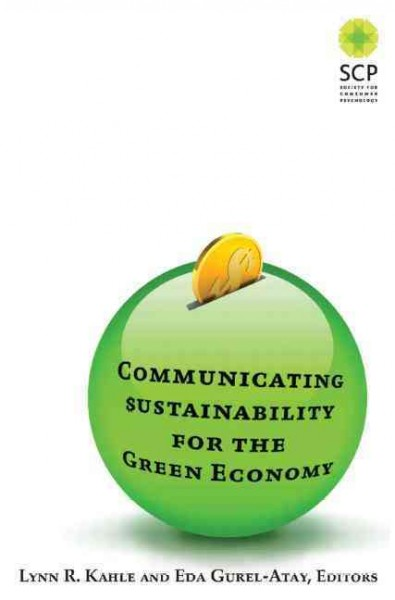 Communicating sustainability for the green economy /