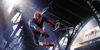The amazing Spider-Man : : behind the scenes & beyond the web