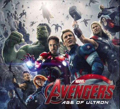 The art of Marvel Avengers age of Ultron /