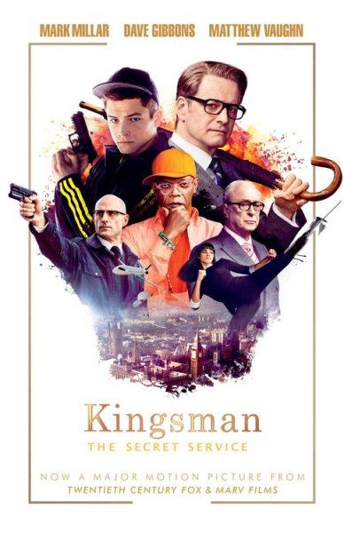 Kingsman: The secret service 金牌特務