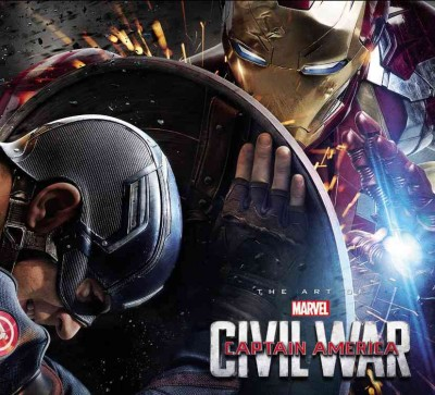 The art of Marvel Captain America, civil war /
