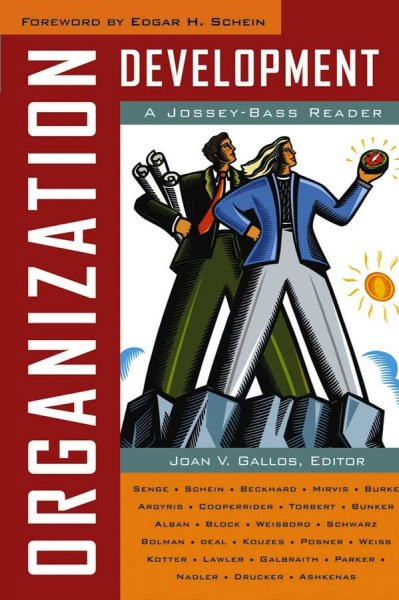 Organization development : a Jossey-Bass reader /