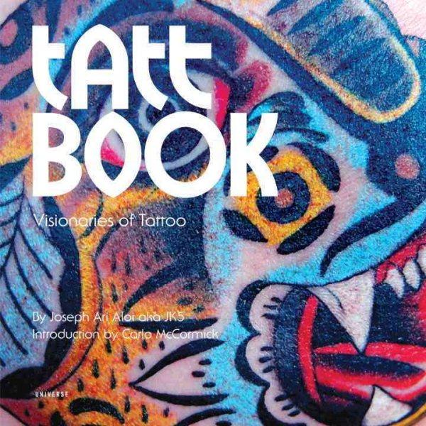 Tattoo book :visionaries of tattoo(另開視窗)
