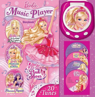 Barbie Music Player Storybook
