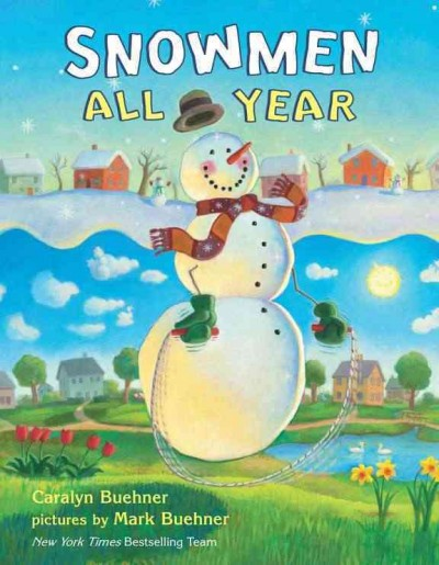 Snowmen all year 書封