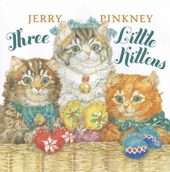 Three little kittens 封面