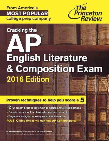 Cracking the AP English literature & composition exam