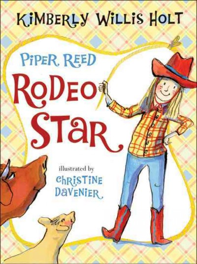 Piper Reed, rodeo star 封面