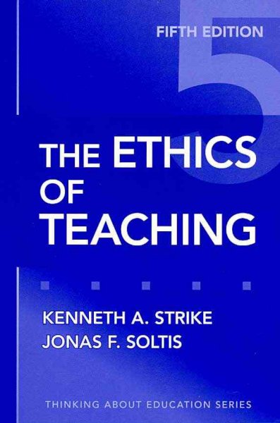 The ethics of teaching /