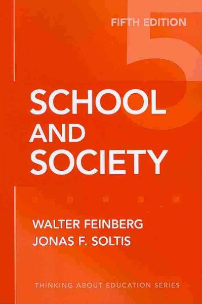 School and society /