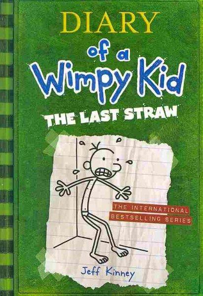 Diary of a Wimpy Kid 3: The Last Straw(International edition)(遜咖日記3-改造葛瑞大作戰)
