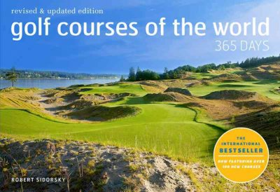 Golf courses of the world : 365 days /
