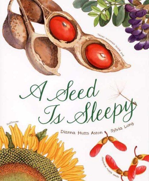 A seed is sleepy 書封