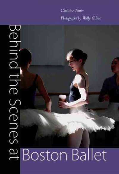 Behind the scenes at Boston Ballet /