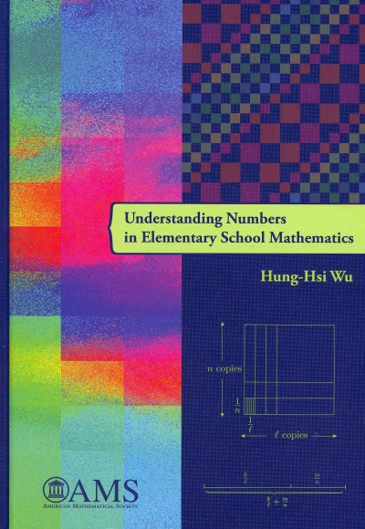 Understanding numbers in elementary school mathematics /
