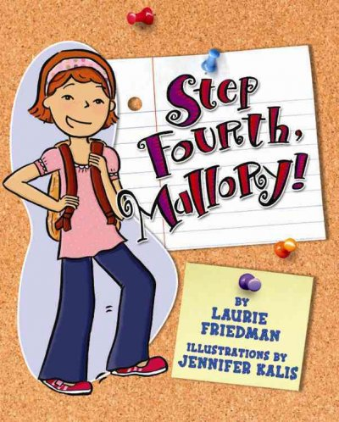 Step fourth, Mallory!封面