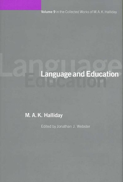 Language and education /
