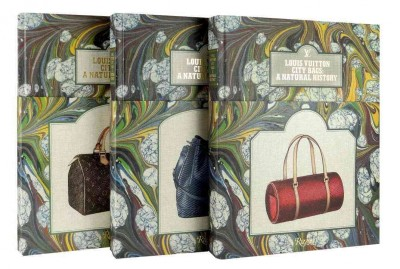 Louis Vuitton city bags : : a natural history