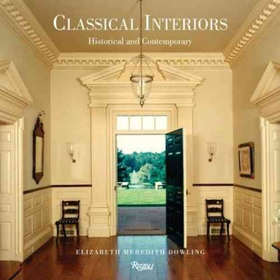 Classical interiors : : historical and contemporary