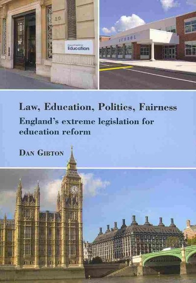 Law, education, politics, fairness : England