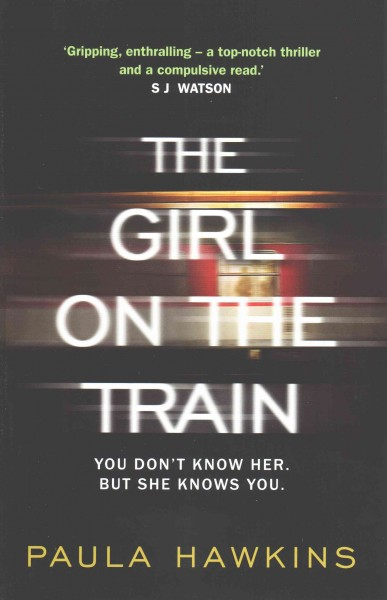 The girl on the train /