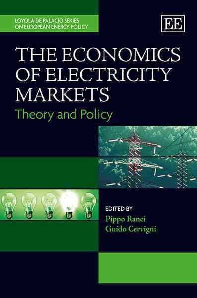 The economics of electricity markets : theory and policy