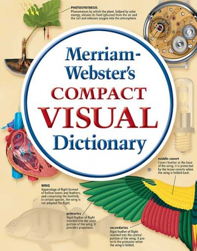 Merriam-Webster`s Compact VisualDictionary(韋氏簡明版彩色圖解詞典)