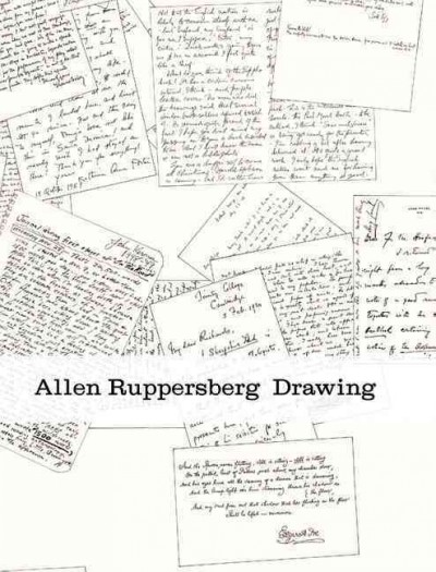 Allen Ruppersberg drawing /