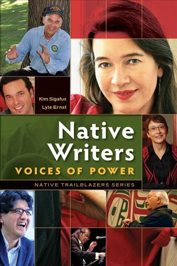 Native writers : voices of power