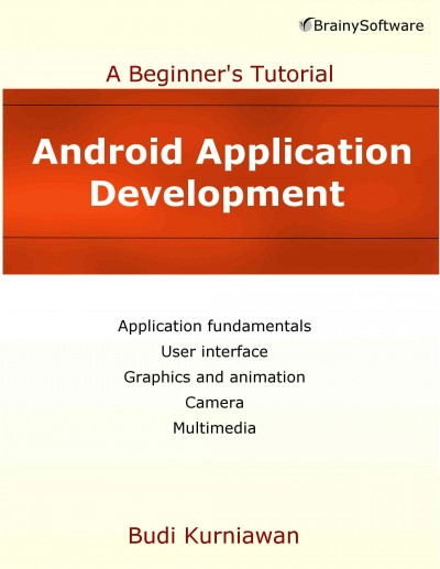 Android application development : : a beginner