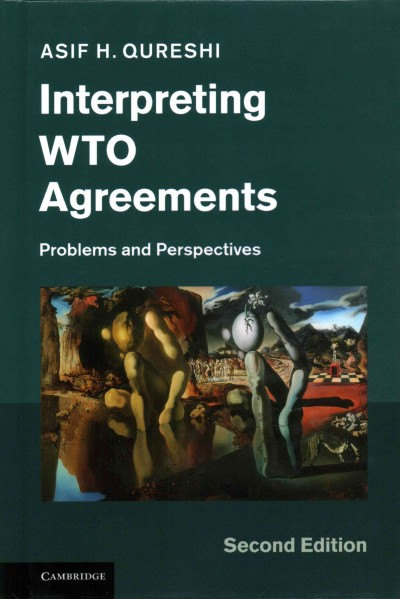 Interpreting WTO agreements:problems and perspectives