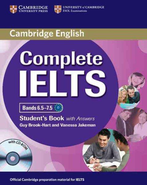 Complete IELTS.