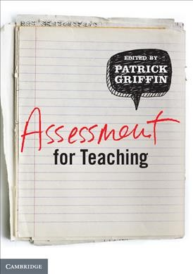 Assessment for teaching /