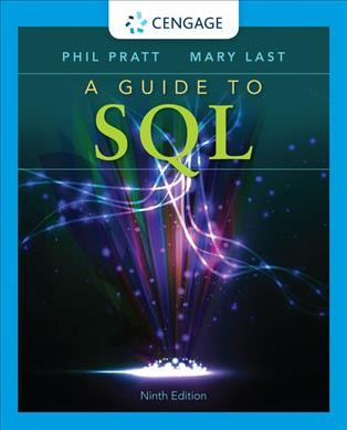 A guide to SQL /