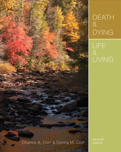 Death & dying, life & living /