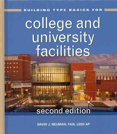 Building type basics for college and university facilities /