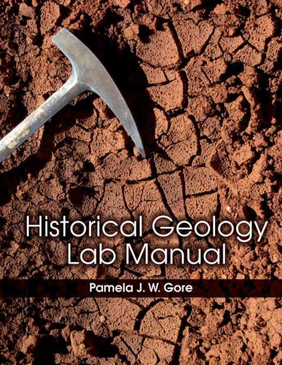 Historical geology lab manual /