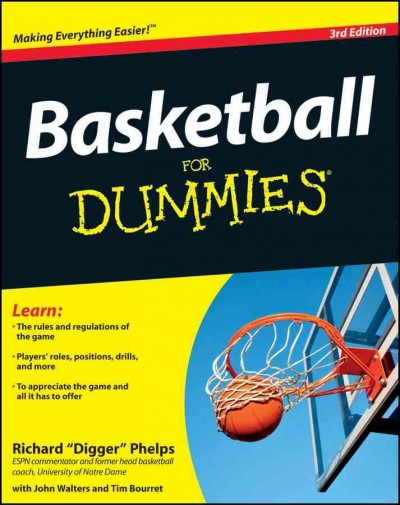 Basketball for dummies /