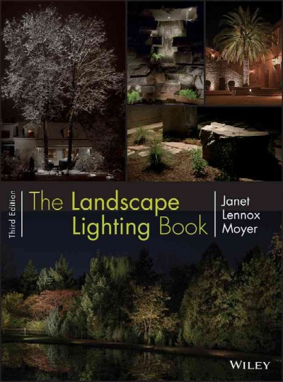 The landscape lighting book /
