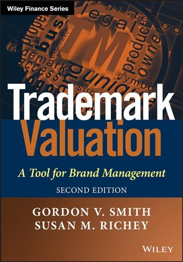 Trademark valuation : : a tool for brand management