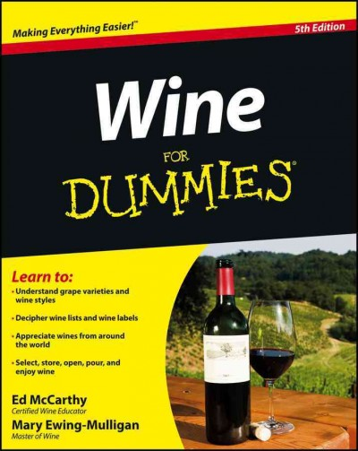 Wine for dummies /