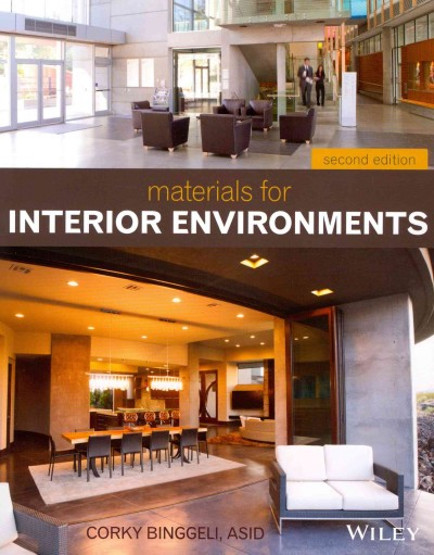 Materials for interior environments /