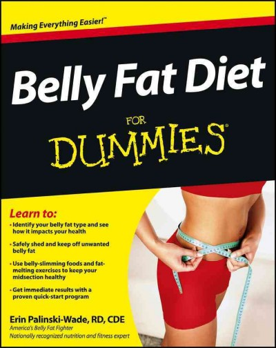 Belly fat diet for dummies /