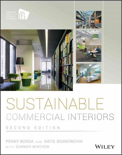 Sustainable commercial interiors /