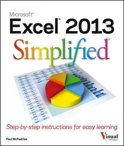 Excel 2013 simplified /