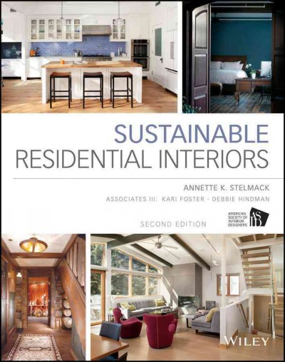 Sustainable residential interiors /