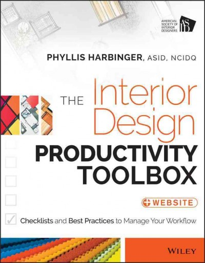 Design productivity toolbox : : checklists and best practices to manage your workflow