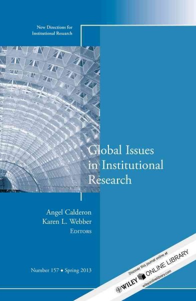 Global issues in institutional research /